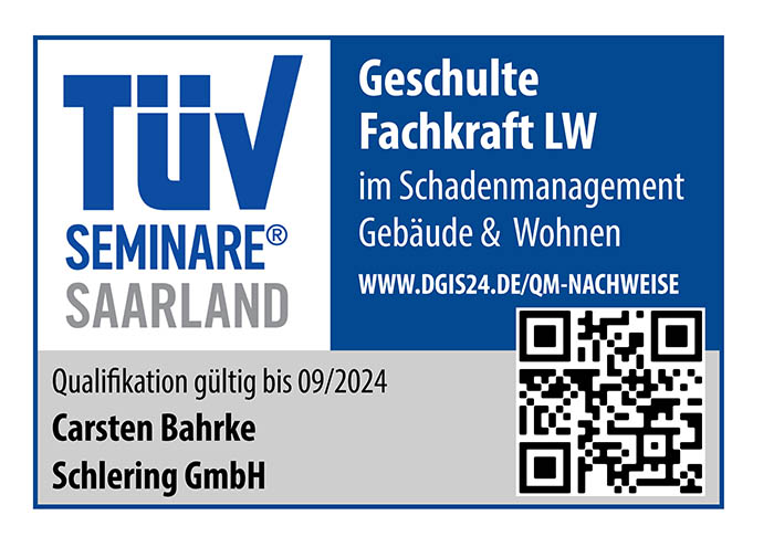 Wasserschaden Soforthilfe Münster